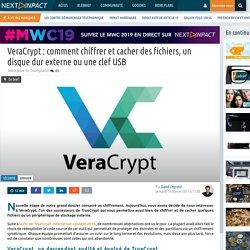 VeraCrypt : Chiffrer et cacher des fichiers
