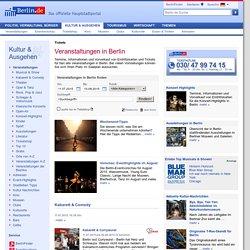 Berlin.de Versanstaltungen