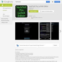 VerbTeX Pro LaTeX (Encryption)