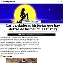 Las verdaderas historias que hay detrás de las películas Disney - Los Replicantes