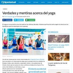 Verdades y mentiras acerca del yoga