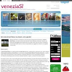 Nel verde di Sant'Elena: tra chiostri, orti e giardini