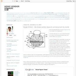 Google N-Gram : des choses cachées depuis le commencement du monde