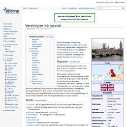 Vereinigtes Königreich – Wikitravel