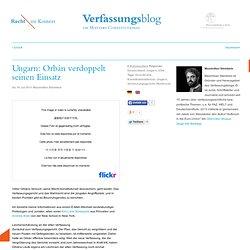 Ungarn: Orbán verdoppelt seinen Einsatz
