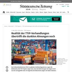 TTIP-Verhandlungen übertreffen die dunklen Ahnungen
