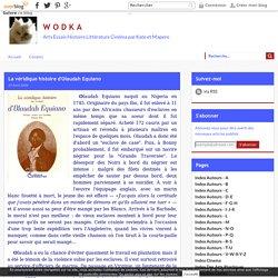 La véridique histoire d'Olaudah Equiano