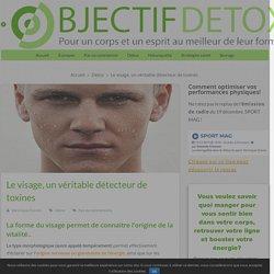 Le visage, un véritable détecteur de toxines - Objectif Detox
