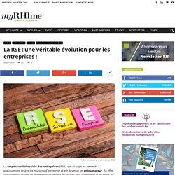 La RSE : une véritable évolution pour les entreprises!