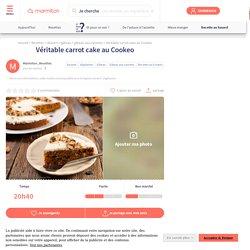 véritable garrot cake au cookeo : Recette de véritable garrot cake au cookeo