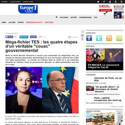 """Méga-fichier TES : les quatre étapes d'un véritable """"couac"""" gouvernemental"""