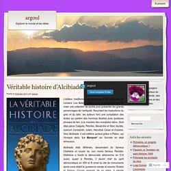 Véritable histoire d'Alcibiade