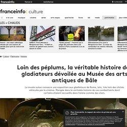Loin des péplums, la véritable histoire des gladiateurs dévoilée au Musée des arts antiques de Bâle