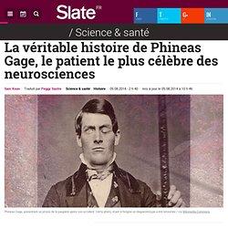 La véritable histoire de Phineas Gage, le patient le plus célèbre des neurosciences