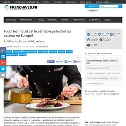 Food Tech: quel est le véritable potentiel du secteur en Europe?
