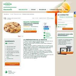 Recette Véritables cookies américains par Céline63