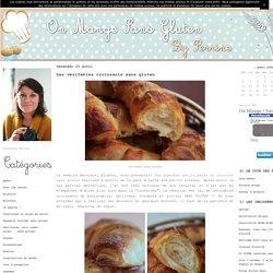 Les véritables croissants sans gluten