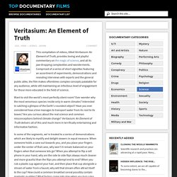 Veritasium: An Element of Truth (2010)