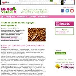 Toute la vérité sur les «phyto-oestrogènes»1.2.3. Veggie