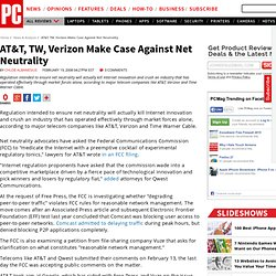 the deontological case against net neutrality The utilitarian would argue that net neutrality helps many people make use of many services/information provided on the net in this case but if someone is against the principle of having net neutrality then there maxim would net neutrality and search neutrality philosophy essay.