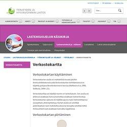 Verkostokartta - Lastensuojelun käsikirja - THL