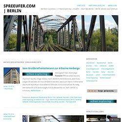 Verlassene Orte « Urban Exploring Berlin spreeufer.com