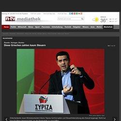 Reeder, Verleger, Banker: Diese Griechen zahlen kaum Steuern
