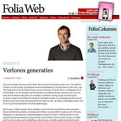 FoliaWeb: Verloren generaties