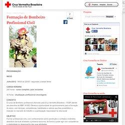 Cruz Vermelha Brasileira - Filial Estado de São Paulo