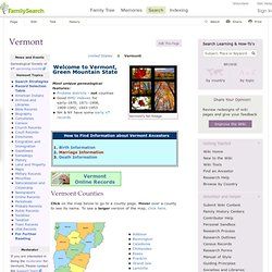 FamilySearch Wiki: VT