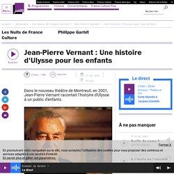 Jean-Pierre Vernant : Une histoire d'Ulysse pour les enfants