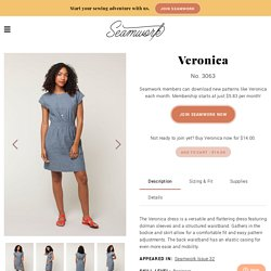 Veronica, by Seamwork