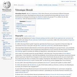 Véronique Morali