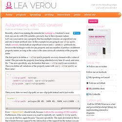 Lea Verou | Life at the bleeding edge (of web standards)