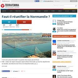 Vers une Grande Normandie