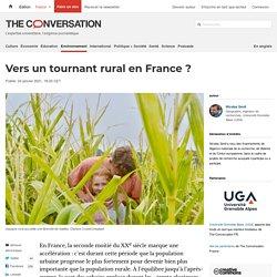 Vers un tournant rural en France ?