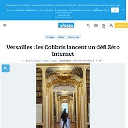 Versailles : les colibris lancent un défi zéro internet