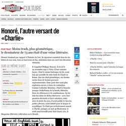 Honoré, l'autre versant de «Charlie»