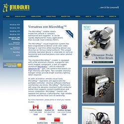 Magnetic Mobile Robotic Inspection System