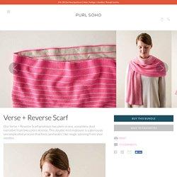 Verse + Reverse Scarf