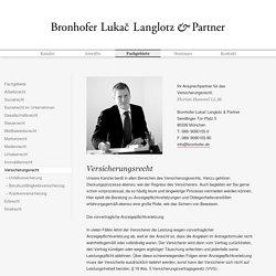 Rechtsanwälte München