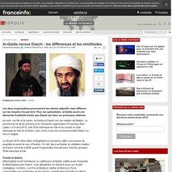 Al-Qaïda / Daech : différences et similitudes