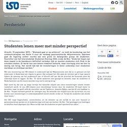 Studenten lenen meer met minder perspectief
