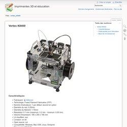 vertex_k8400 [Imprimantes 3D et éducation]