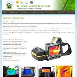 Vertumne climatique - Vertumne climatique - Caméra thermique