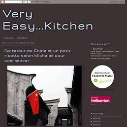 Very Easy Kitchen
