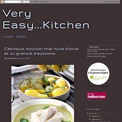 Very Easy Kitchen