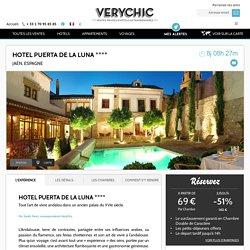 Hotel Puerta De La Luna **** VeryChic - Ventes privées d'hôtels extraordinaires