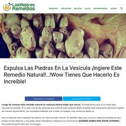 Expulsa Las Piedras En La Vesícula ¡Ingiere Este Remedio Natural!…!Wow Tienes Que Hacerlo Es Increíble!