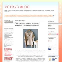 VCTRY's BLOG